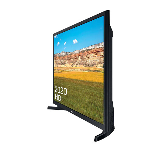 """Samsung 32"""" HD HDR Smart LED TV side view"""