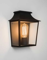ASTRO Richmond E27 Wall Light Black | LV1702.0016