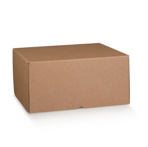 Luxury Kraft Box 300 x 400 x 145mm. (Box Of 20)