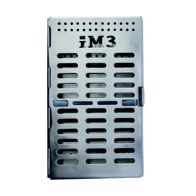 Instrument Tray/Case St/St 20.5 x 16.5 x 3cm IM3