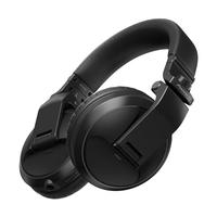 Pioneer HDJ-X5BT-K (Black) | Over-ear DJ headphones with Bluetooth® wireless technology (black)