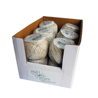 Mill Farm Value Cotton Twine Large 100g Ball (HDCS)