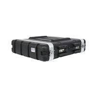 Protex 2U ABS Rack Case