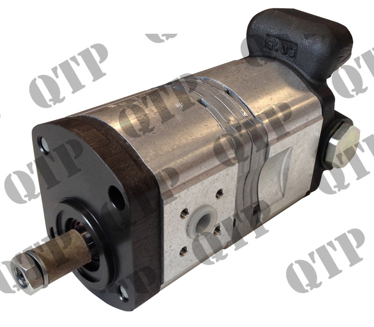 Tractor Hydraulic Pump Location On : Hydraulic pump case ih xl s