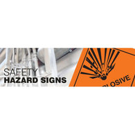 Hazard Protection Safety Signs