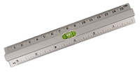 Rule with Spirit Level