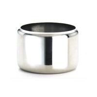 Kew Sugar Bowl Economy Stainless Steel 10oz 0.3 Litre