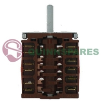 Switch Selector Hotplate 46.27266.500