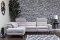 Sorento Corner Chaise - Grey Sofa 1