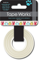Tape Owls Colourful (Priced in singles, order in multiples of 4)
