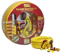 730SGS PRO GOLD 30M HOSE & SPRAY GUN SET