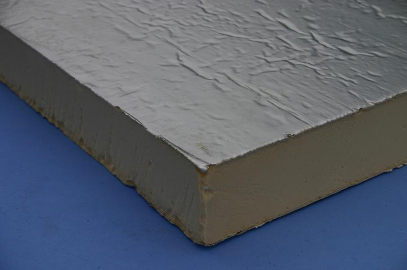 Polyiso Rigid Foam Insulation 50mm 2.4m x 1.2m - Goodwins