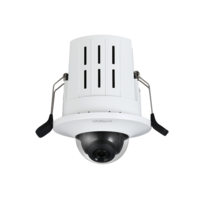 Dahua 4MP In-Ceiling Mount IP Dome Camera 2.8mm H.265 IK08
