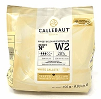 CALLETS WHITE 28%  (1 x 400 Grams)
