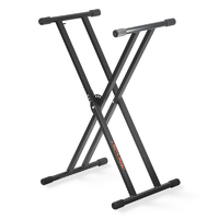 ATHLETIC KB2EX Double X Keyboard Stand