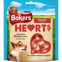Bakers Treats Mini Hearts 98g x 6