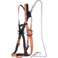 Delta Plus ELARA130 Fall Restraint Kit (Size S-L)