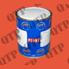 Paint 1 Ltr Zaxis Orange