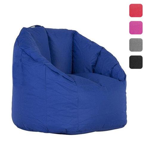 Snug Milano Bean Chair - Blue