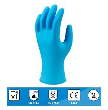 REDBACK NitriPlus XD Household Glove (Box 25 Pairs)