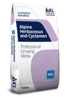 Levington Advance Growing Medium Alpine, Herbaceous & Cyclamen A