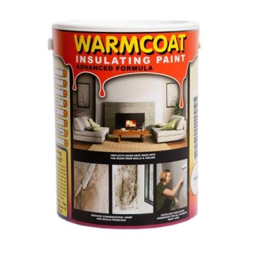 Warmcoat Insulating paint - Matt 5L