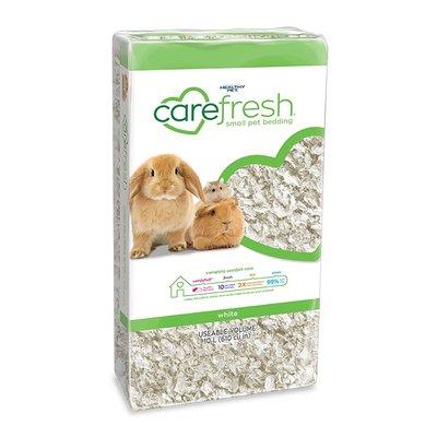 Carefresh Small Animal Bedding - White 10 litre x 4