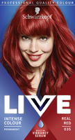 Live Intense Colour Real Red 35