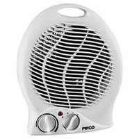 PIFCO 2KW UPRIGHT FAN HEATER WITH THERMOSTAT
