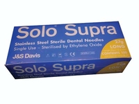 NEEDLES - SOLO SUPRA 30G SHORT x 100