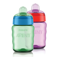 Avent Easy Sip  Mixed Spout Cup  9Months - 9Oz
