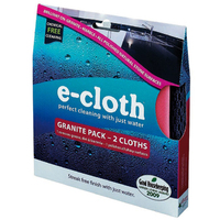 E-Cloth Granite Pack