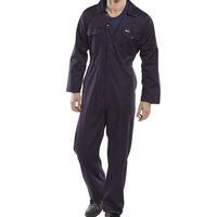 Click Regular Boilersuit, Navy