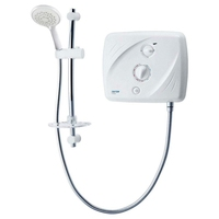 TRITON T90SR SILENT RUNNING PUMPED ELECTRIC SHOWER WHITE