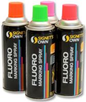 Signet (Vertical) Fluoro Marking Paint 350g