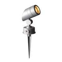 Robus GU10 IP65 Garden Spike Adjustable Head