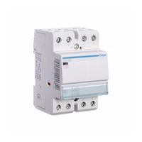 Hager ESC465 Contactor 63A 4 Pole 2 NO 2 NC 230V