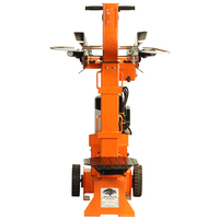 FM6 Vertical Log Splitter