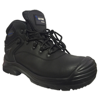 Bodytech Kansas Black Laced Boot