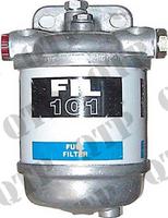 Fuel Filter Assembly & Aluminium Bow
