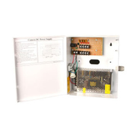 IC Realtime 12v 10AMP Boxed PSU CCTV POWER SUPPLY