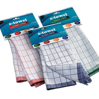 E-Cloth Classic Check Towels