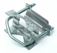 Single Shelly Clamp