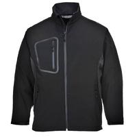 Portwest Duo Softshell Jacket Black