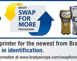 Our partners Brady UK & Ireland have began rolling out a new programme, where you can upgrade your old printer for a brand new one.