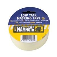 Everbuild Mammoth Low Tack Masking Tape