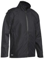 Bisley Lightweight Mini Ripstop Rain Jacket with Hood