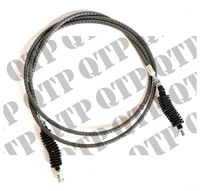 Teleporter Throttle Cable