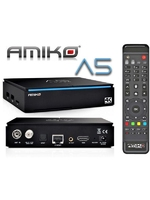 Amiko A5 Android Combo Receiver