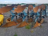3 Furrow Overrun Plough